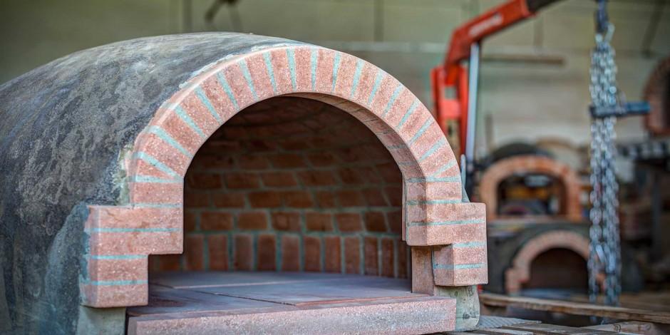 Linea famiglia la qualit del tradizionale forno in cotto oggi alla portata di tutte le case - Forno tradizionale e microonde insieme ...