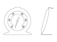 Termometro interno T010